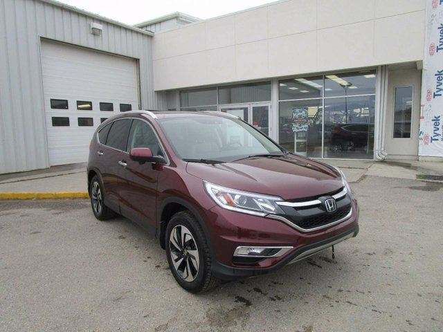 2015 Honda CR-V Touring 4dr All-wheel Drive in Edson, Alberta