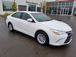 2016 Toyota Camry 4DR SDN I4 AT LE Backup Cam, USB/AUX, Bluetooth in Edmonton, Alberta