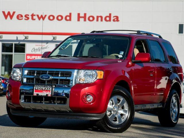 2011 FORD ESCAPE Limited 3.0L in Port Moody, British Columbia