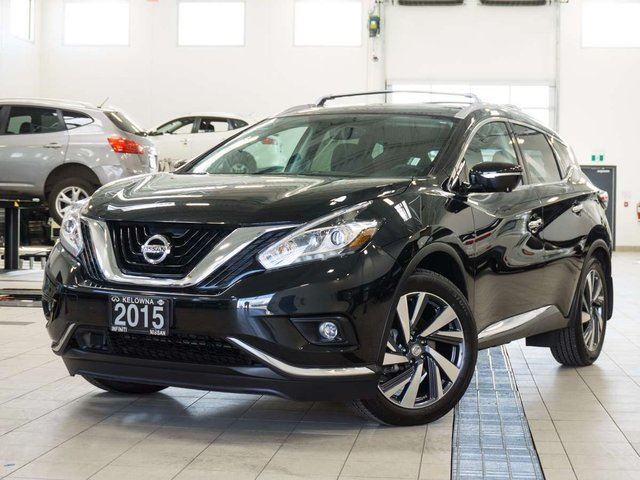 2015 NISSAN MURANO Platinum 4dr All-wheel Drive in Kelowna, British Columbia