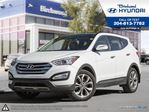 2015 Hyundai Santa Fe Limited Navi *Saddle Leather in Winnipeg, Manitoba