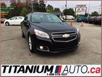 2013 Chevrolet Malibu LT-2+GPS+Camera+Leather Heated Power Seats+Sunroof in London, Ontario