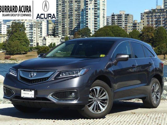 2017 ACURA RDX Elite at in Vancouver, British Columbia