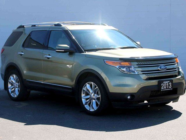 2013 FORD EXPLORER Limited in Kelowna, British Columbia