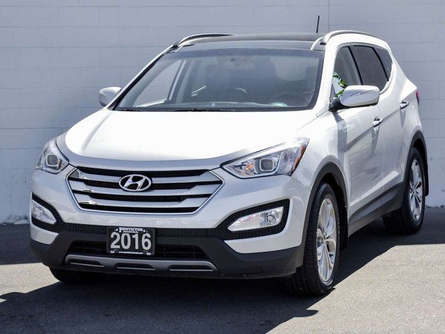 2016 HYUNDAI SANTA FE Limited in Kelowna, British Columbia
