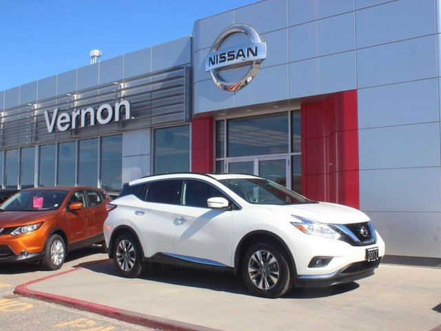 2017 NISSAN MURANO SV MoonRoof in Kelowna, British Columbia