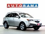 2011 Acura MDX TECH PKG NAVI LEATHER SUNROOF 4WD 7 PASS in North York, Ontario