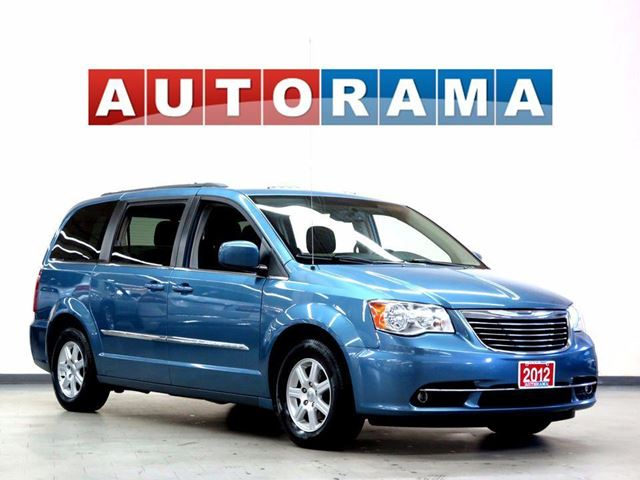 2012 Chrysler Town and Country NAVI DVD 7 PASS TOURING PKG in North York, Ontario