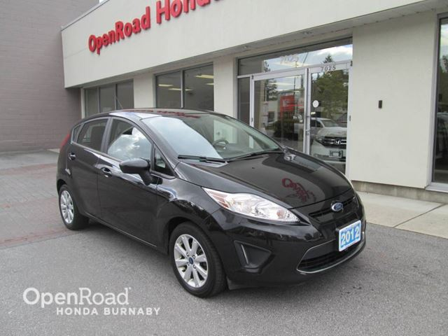2012 FORD FIESTA SE in Burnaby, British Columbia