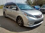 2016 Toyota Sienna SE 8 Passenger + Leather in Ottawa, Ontario