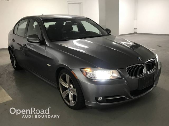 2009 BMW 3 SERIES 4dr Sdn 335i in Vancouver, British Columbia
