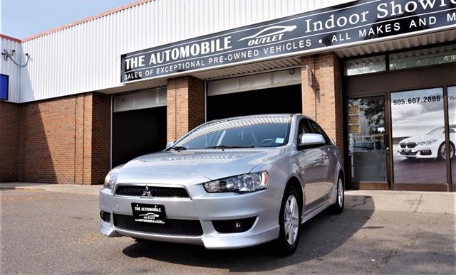 2009 MITSUBISHI Lancer SE SUNROOF NO ACCIDENT in Mississauga, Ontario