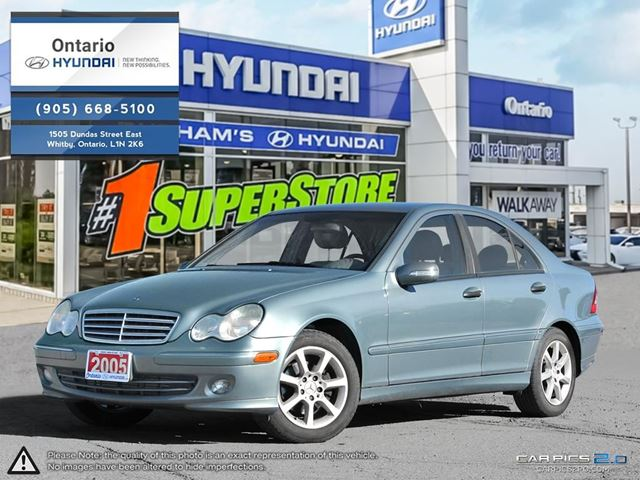 2005 MERCEDES-BENZ C-CLASS Base in Whitby, Ontario