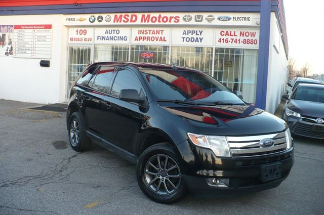 2008 FORD EDGE SEL  NAVIGATION in Toronto, Ontario