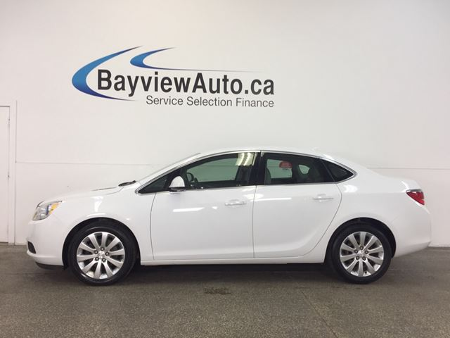 2016 Buick Verano - 2.4L! ALLOYS! DUAL CLIMATE! ON STAR! CRUISE! in Belleville, Ontario