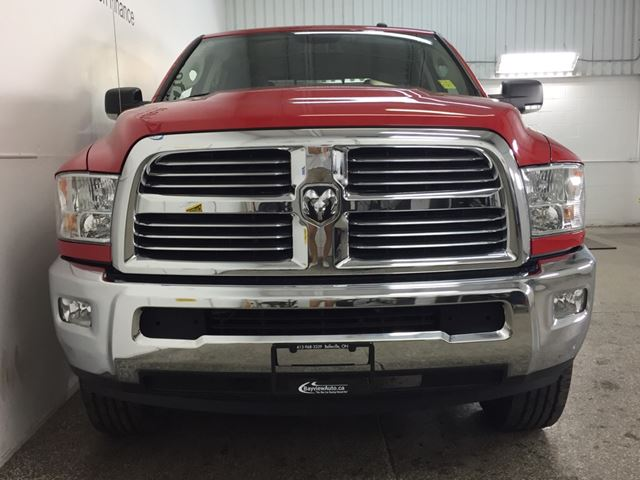 used 2016 dodge ram 2500 slt 4x4 hemi tow haul crew long bluetooth belleville. Black Bedroom Furniture Sets. Home Design Ideas