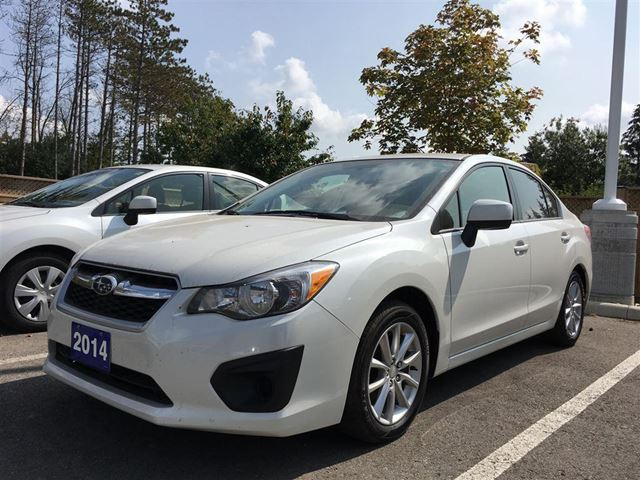2014 Subaru Impreza 2.0i Touring Package 2.0i Touring Package in Richmond Hill, Ontario