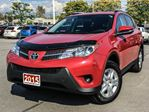 2015 Toyota RAV4 LE LE AWD+XTRA WARRANTY-100,000 KMS! in Cobourg, Ontario