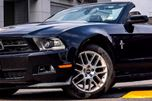 2012 Ford Mustang V6 Premium Convertible Comfort, Reverse Sensing & Security Pkgs in Thornhill, Ontario