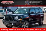 2017 Jeep Patriot Sport Altitude II 4x4 Trailer Tow Pkg Heat Frnt.Seats A/C 17Alloys in Thornhill, Ontario