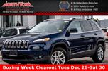 2018 Jeep Cherokee New Car North 4x4 Cold Wthr., Safetytec Pkg Backup_Cam 17Alloys in Thornhill, Ontario