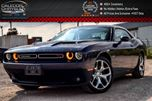 2016 Dodge Challenger R/T Navi Backup Cam Bluetooth Leather R-Start Ventilated Front Seats  20Alloy Rims in Bolton, Ontario