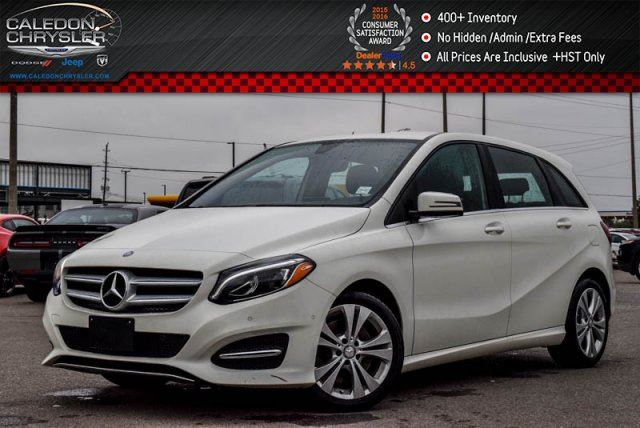 2016 MERCEDES-BENZ B-CLASS B 250 Sports Tourer in Bolton, Ontario