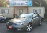 2007 Saturn ION Ion.3 Uplevel in Whitby, Ontario