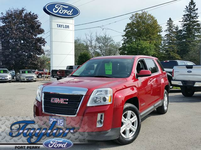 2015 GMC TERRAIN SLE in Port Perry, Ontario