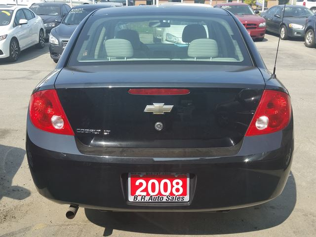 2008 chevrolet cobalt lt w 1sa brampton ontario car for. Black Bedroom Furniture Sets. Home Design Ideas