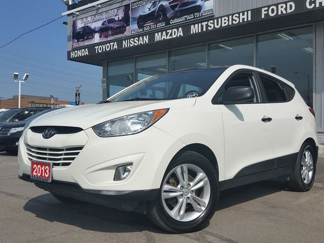 2013 hyundai tucson gls brampton ontario car for sale 2877889. Black Bedroom Furniture Sets. Home Design Ideas