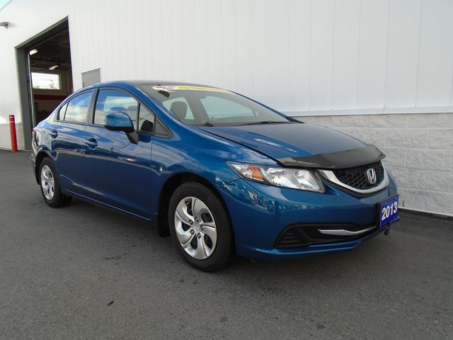 2013 HONDA CIVIC LX in North Bay, Ontario