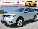 2016 Nissan Rogue SV AWD w/heated seats,rear cam,xm radio,sport mode,panoramic roof in Cambridge, Ontario