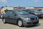 2011 Honda Civic Coupe 4 Cylinder Automatic in Brampton, Ontario