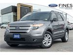 2012 Ford Explorer XLT - YOU CERTIFY & YOU SAVE! LEATHER+ROOF in Bolton, Ontario