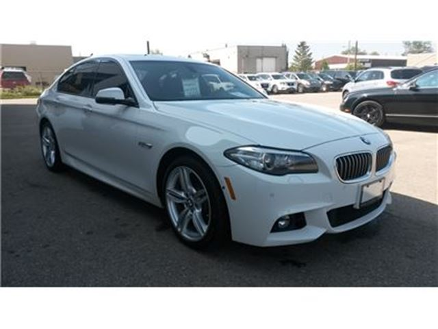 2014 BMW 5 SERIES xDrive in Guelph, Ontario