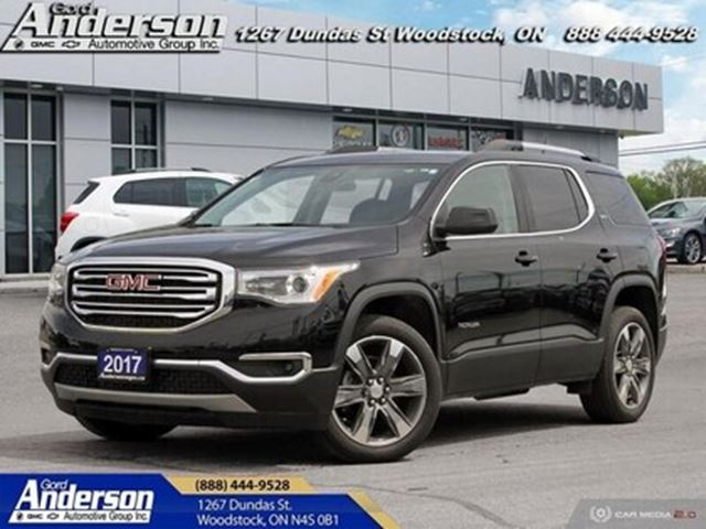 2017 GMC ACADIA SLT-2 - Leather Seats -  Memory Seats - Low Mileag in Woodstock, Ontario