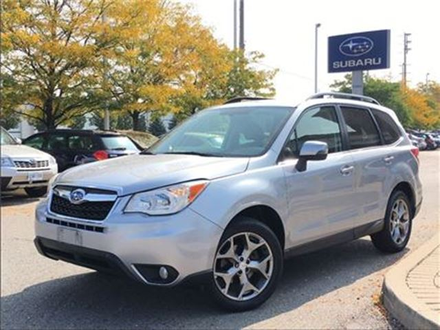 2016 SUBARU FORESTER i Limited in Mississauga, Ontario