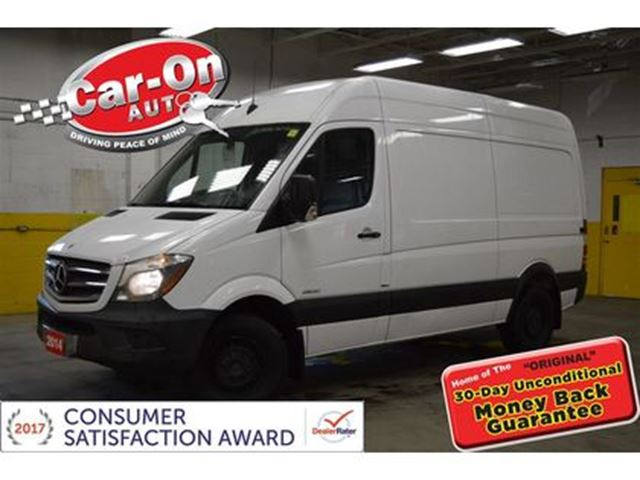 2014 MERCEDES-BENZ SPRINTER HIGH ROOF 3.0 V6 REAR CAM in Ottawa, Ontario