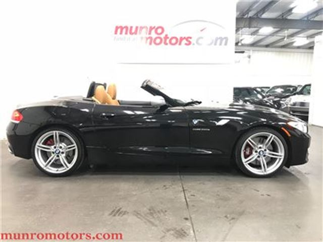2011 BMW Z4 sDrive35is Hardtop Convertible in St George Brant, Ontario