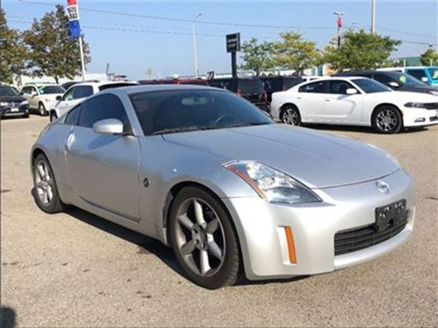 2004 NISSAN 350Z Track in Mississauga, Ontario