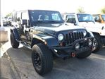 2012 Jeep Wrangler Unlimited Sahara in Mississauga, Ontario