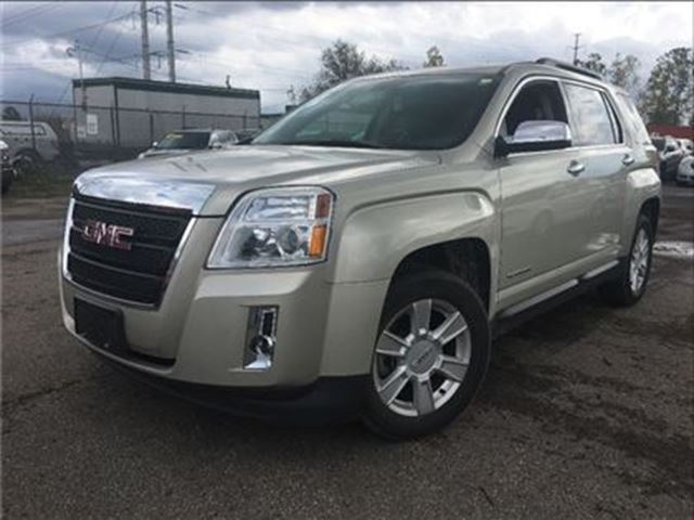 2013 GMC TERRAIN SLT-1  LEATHER MOON ROOF in St Catharines, Ontario