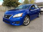 2013 Nissan Sentra 1.8 SR NAVIGATION SUN ROOF in St Catharines, Ontario