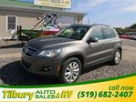 2011 Volkswagen Tiguan 2.0 TSI Highline **WEEKLY PAYMENTS AS LOW AS $71** in Tilbury, Ontario