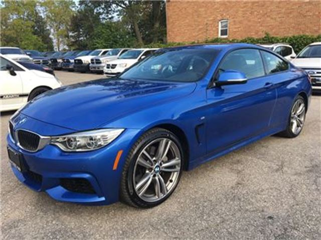 2014 BMW 435I xDrive**LOW KMS**2 SETS WHEELS;/TIRES**NAV** in Mississauga, Ontario