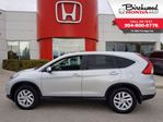 2016 Honda CR-V EX-L in Winnipeg, Manitoba