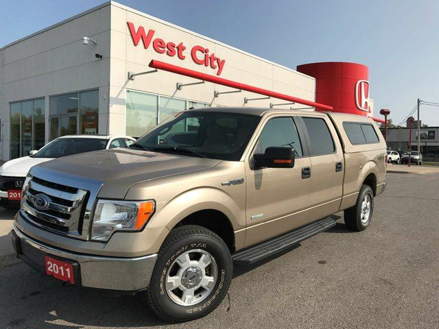 2011 Ford F-150 XLT,4X4,SUPERCREW! in Belleville, Ontario