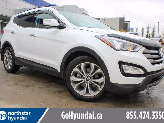 2016 HYUNDAI SANTA FE 2.0T Limited NAV/COOLED SEATS/PANO ROOF in Edmonton, Alberta
