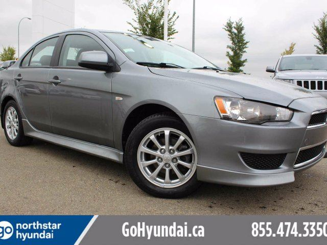 2014 MITSUBISHI LANCER SE ALL WHEEL DRIVE/HEATED SEATS/BLUETOOTH in Edmonton, Alberta